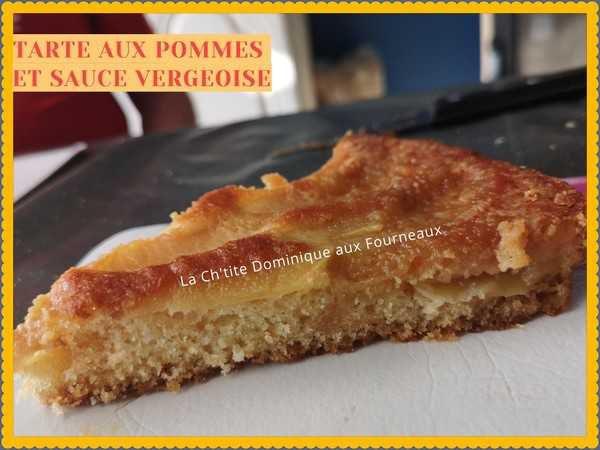 La tarte de Dominique