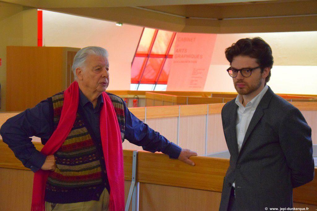 Rétrospective de jean-Michel MEURICE au LAAC Dunkerque 2016 .