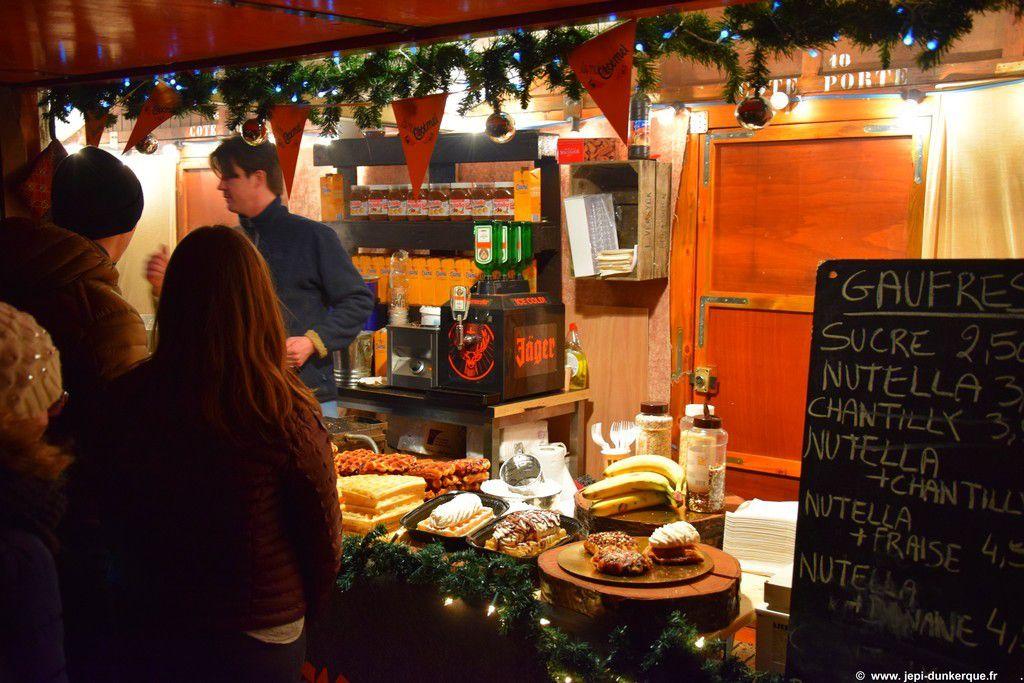 Le Marché de Noël - Dunkerque 2016