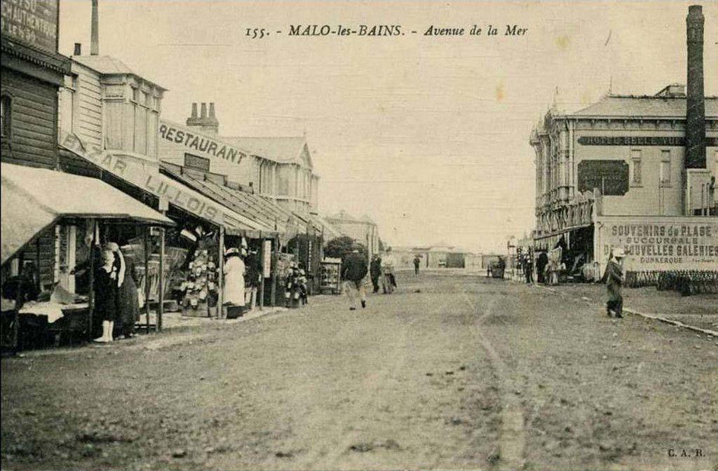 (12) Malo les Bains Cartes Postales et Photos Anciennes ..