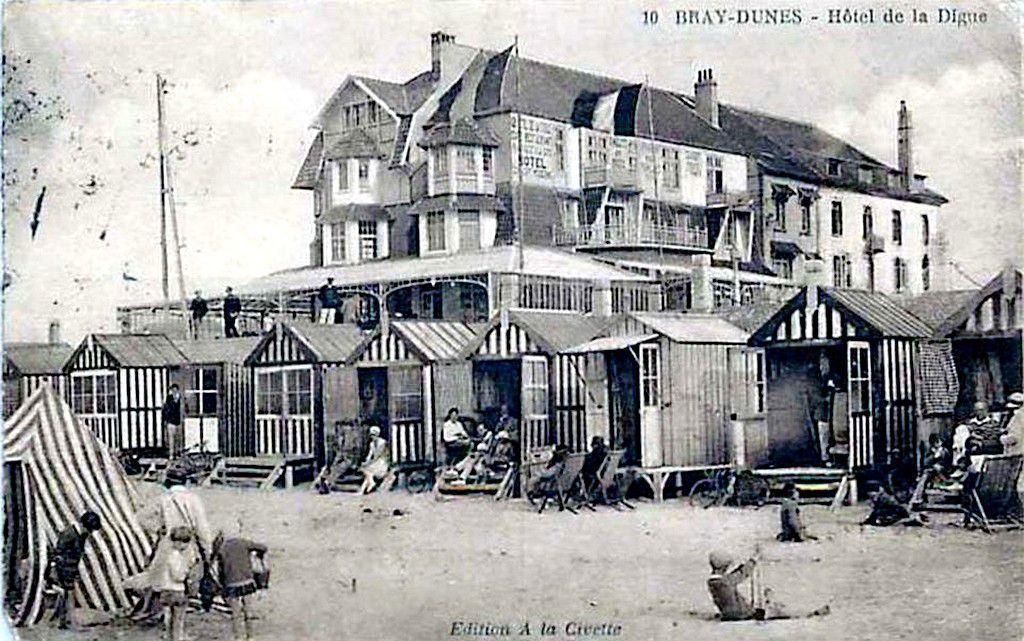 (16) Bray-Dunes  Cartes Postales Anciennes .