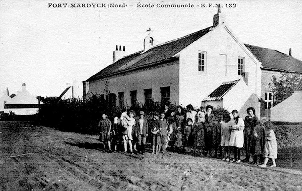 (14) Fort-Mardyck Cartes Postales Anciennes  .