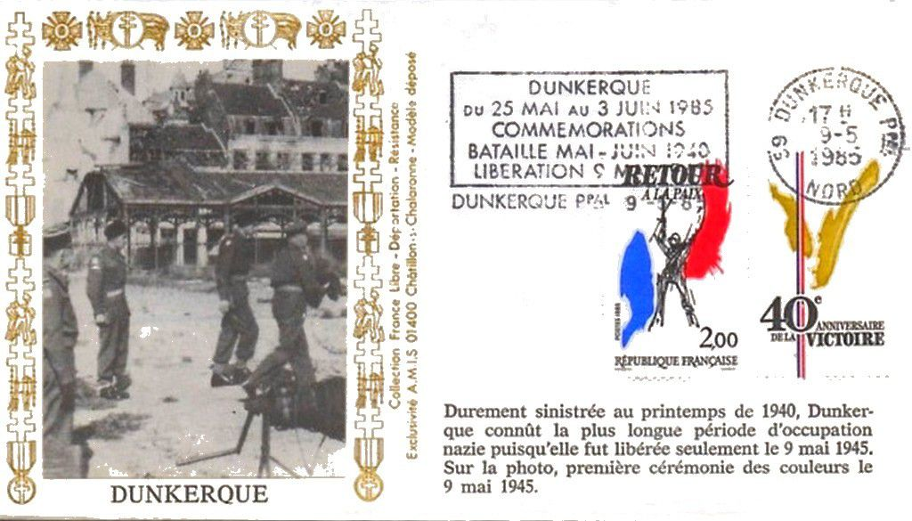 (41) Documents divers de Dunkerque .