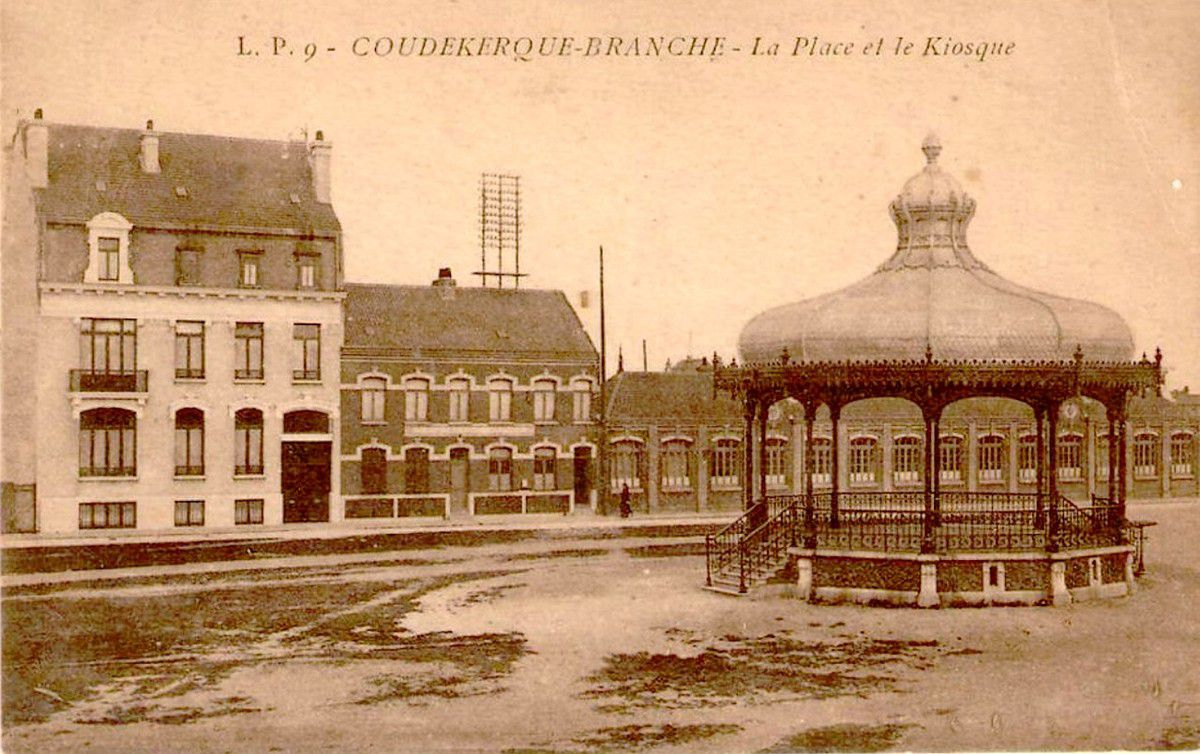 ( 20 ) Coudekerque/Branche Cartes Postales et Photos Anciennes .