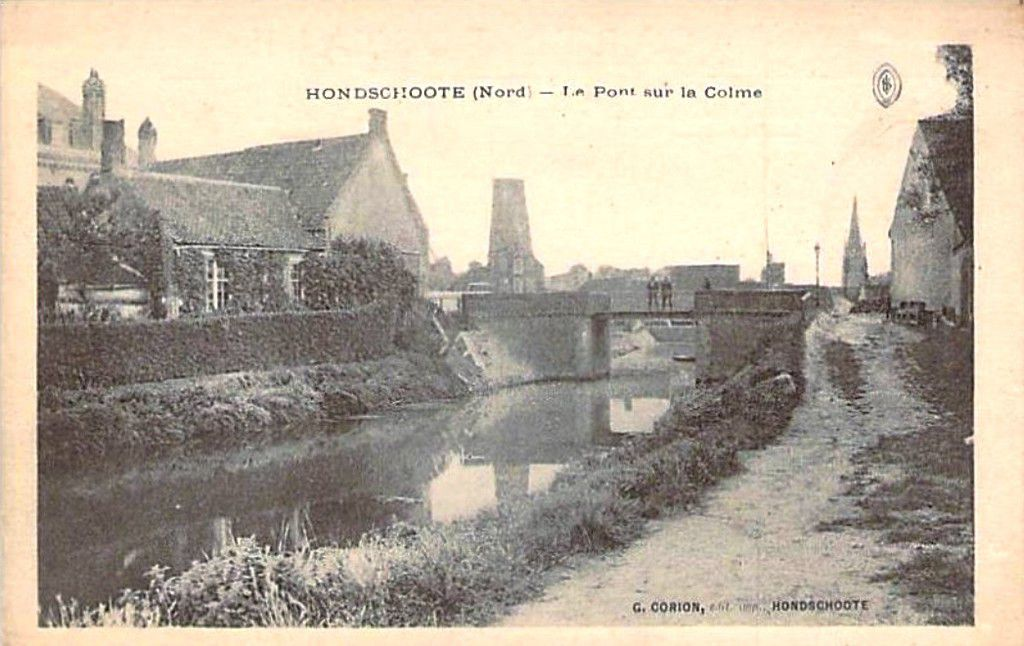 (19) Hondschoote - Cartes Postales Ancciennes