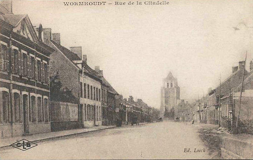 (26) Wormhout Cartes Postales Anciennes