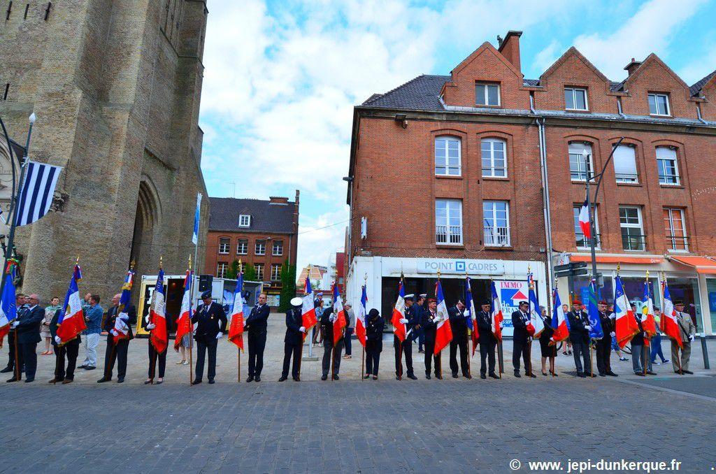 14 Juillet Fête Nationale - Dunkerque 2017