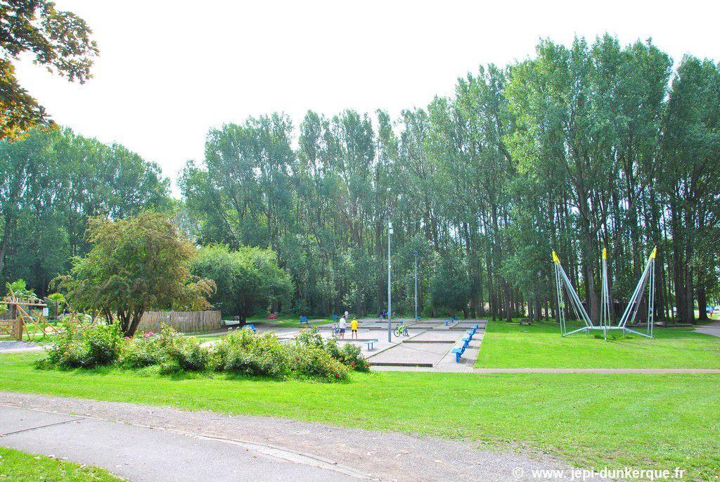 Parc du fort Louis - Coudekerque/Branche Août 2017.