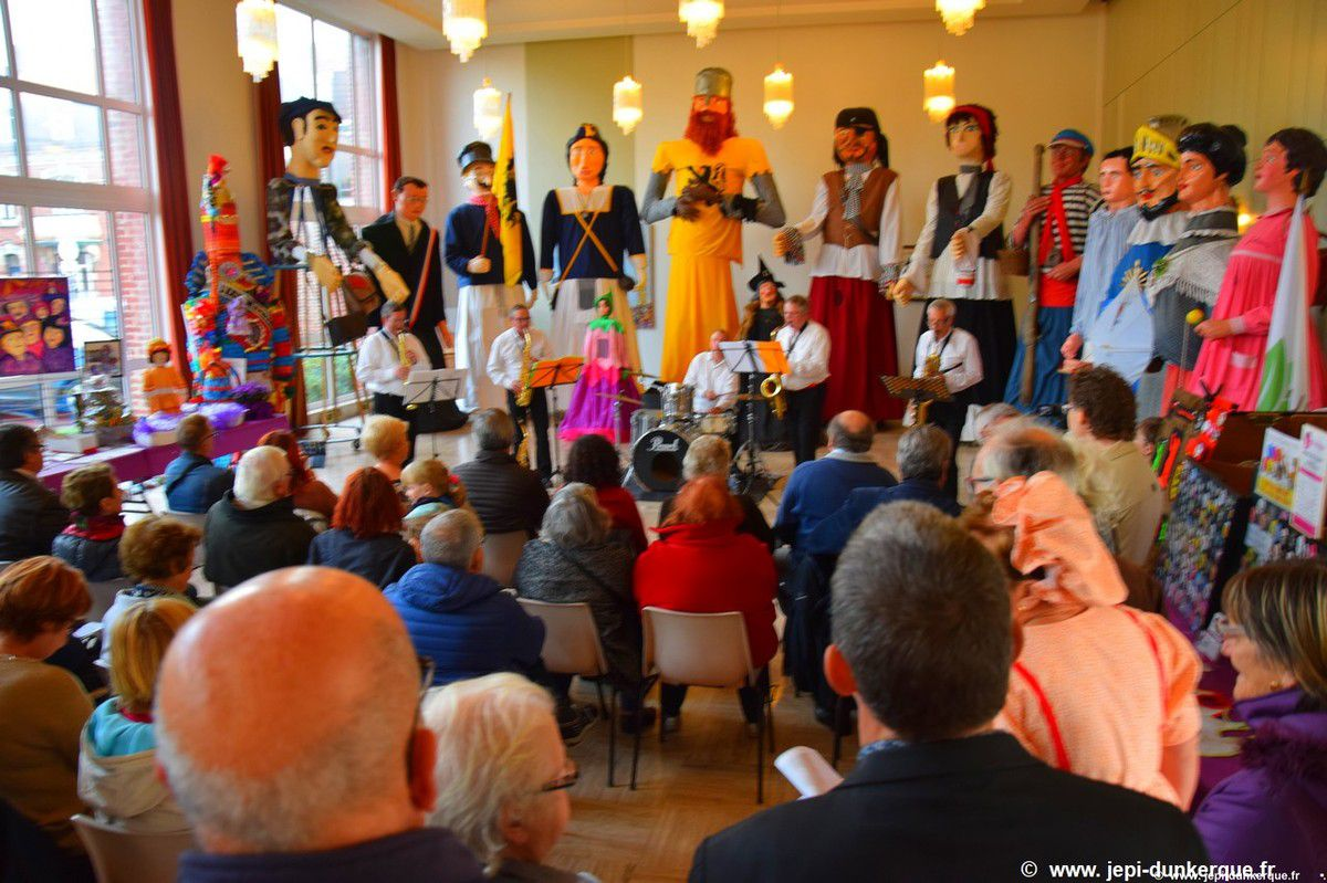 10 ans de Violette la Baigneuse de Malo les Bains Oct 2017