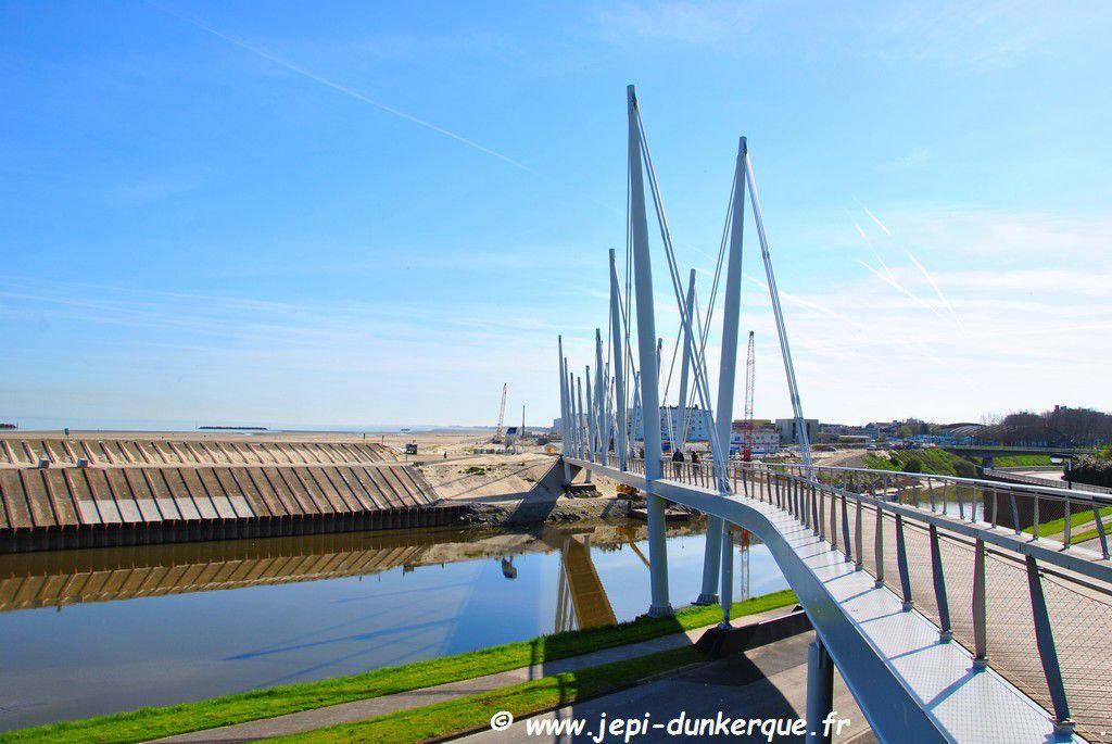 Balade à vélo - Dunkerque Avril 2018