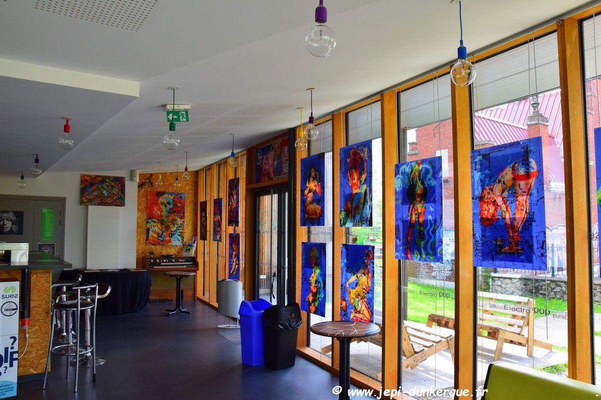 Exposition UNDERWILL au 4 ÉCLUSES - Dunkerque 2018