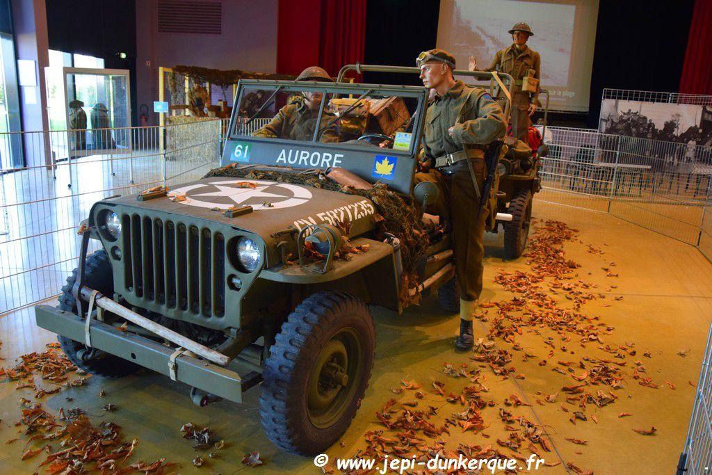 Exposition 1940/1945 de Bray-Dunes à Dunkerque Mai 2018