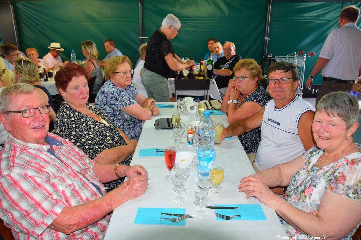 Barbecue Géant avec le Comité des Fêtes du Plan d'Eau-Dunkerque 07 2018 .