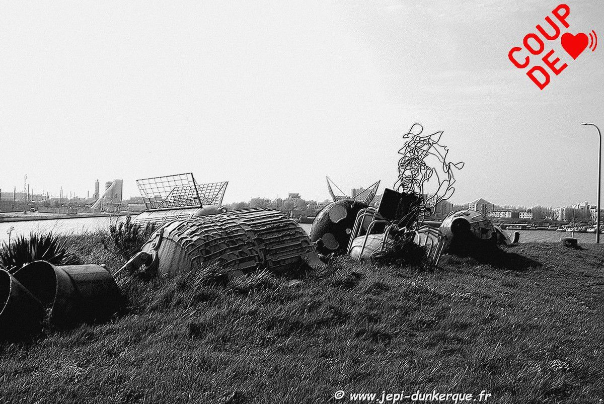 Photos Coup de cœur-  Dunkerque Août 2018 .