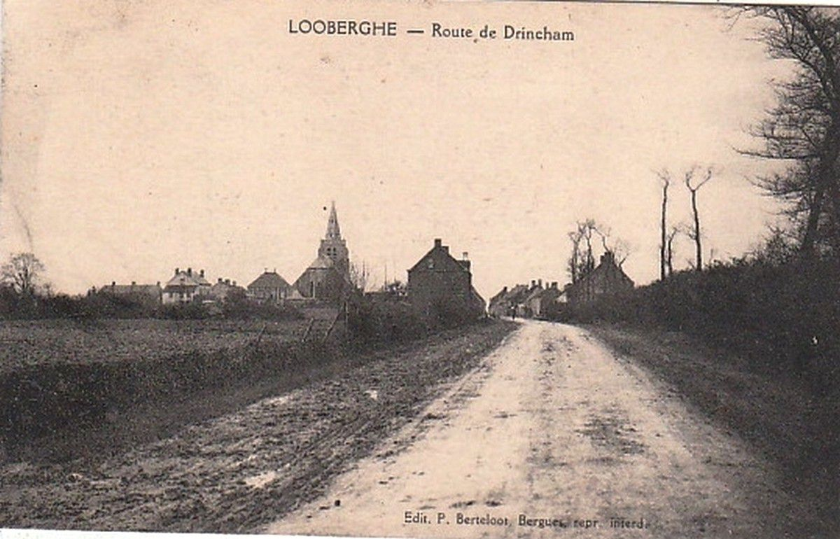 28 Looberghe Cartes Postales Anciennes