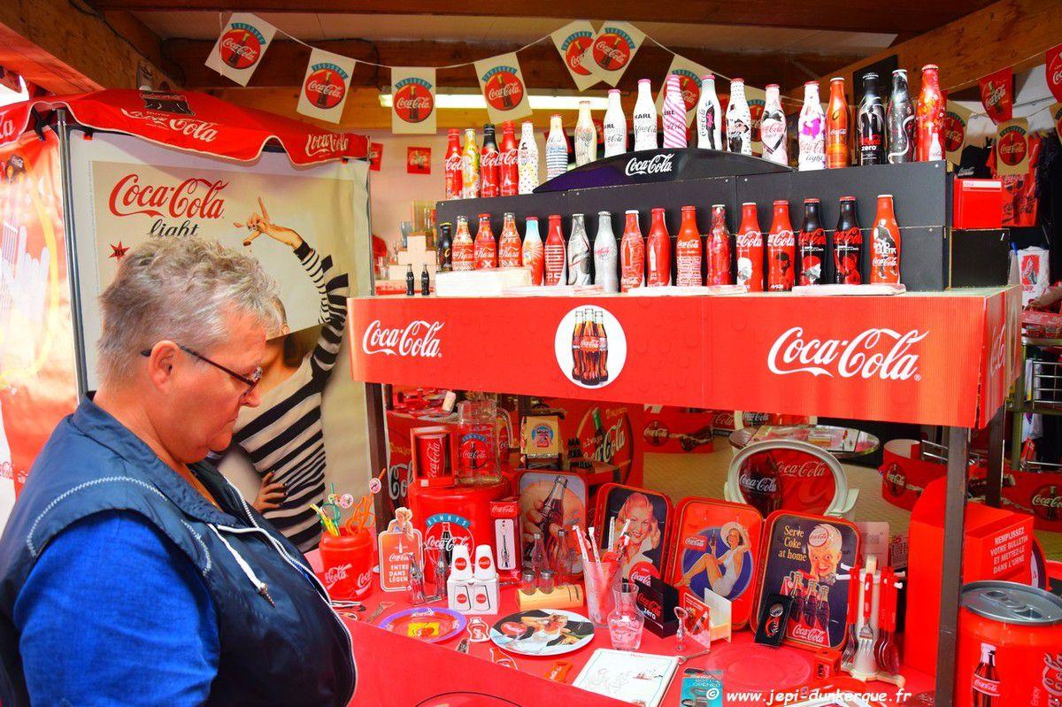 Exposition Coca-Cola - Zuydcoote 09 2018