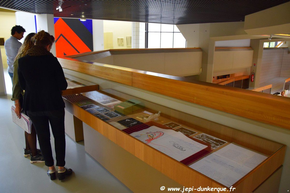 Exposition Un autre œil au LAAC - Dunkerque - Septembre 2018 .
