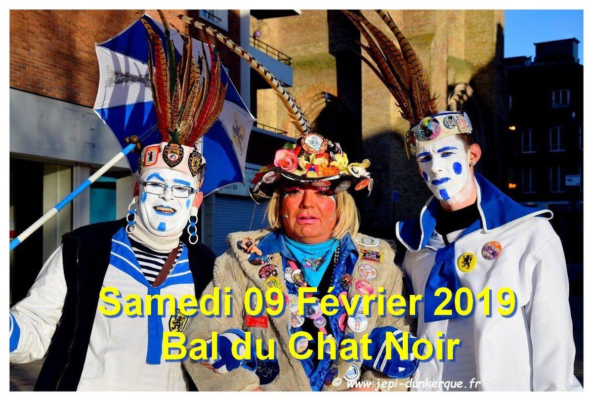 Les dates du Carnaval Dunkerque 2019 .