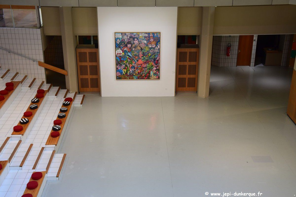 Exposition MISERERE de Georges Rouault - LAAC - DUNKERQUE 2018