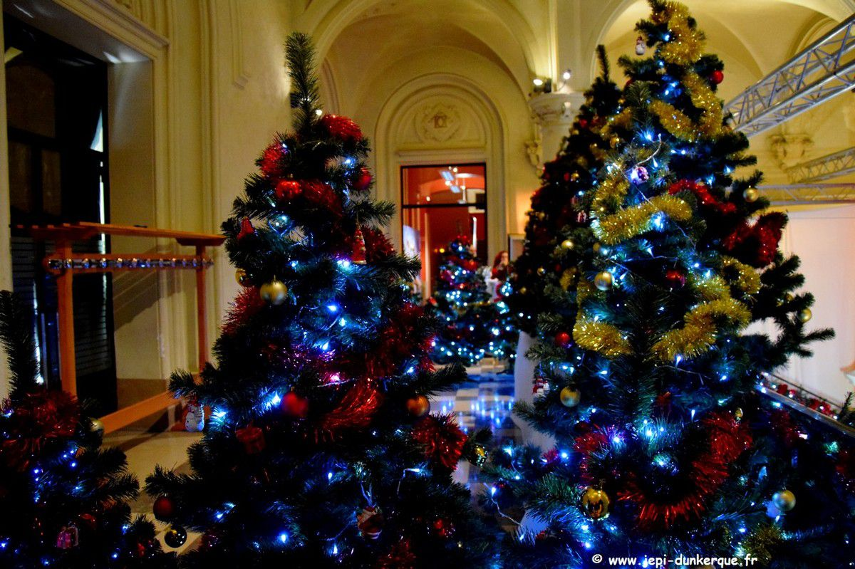 Noël à Dunkerque ( 4 ème partie ) le Château du Père Noêl