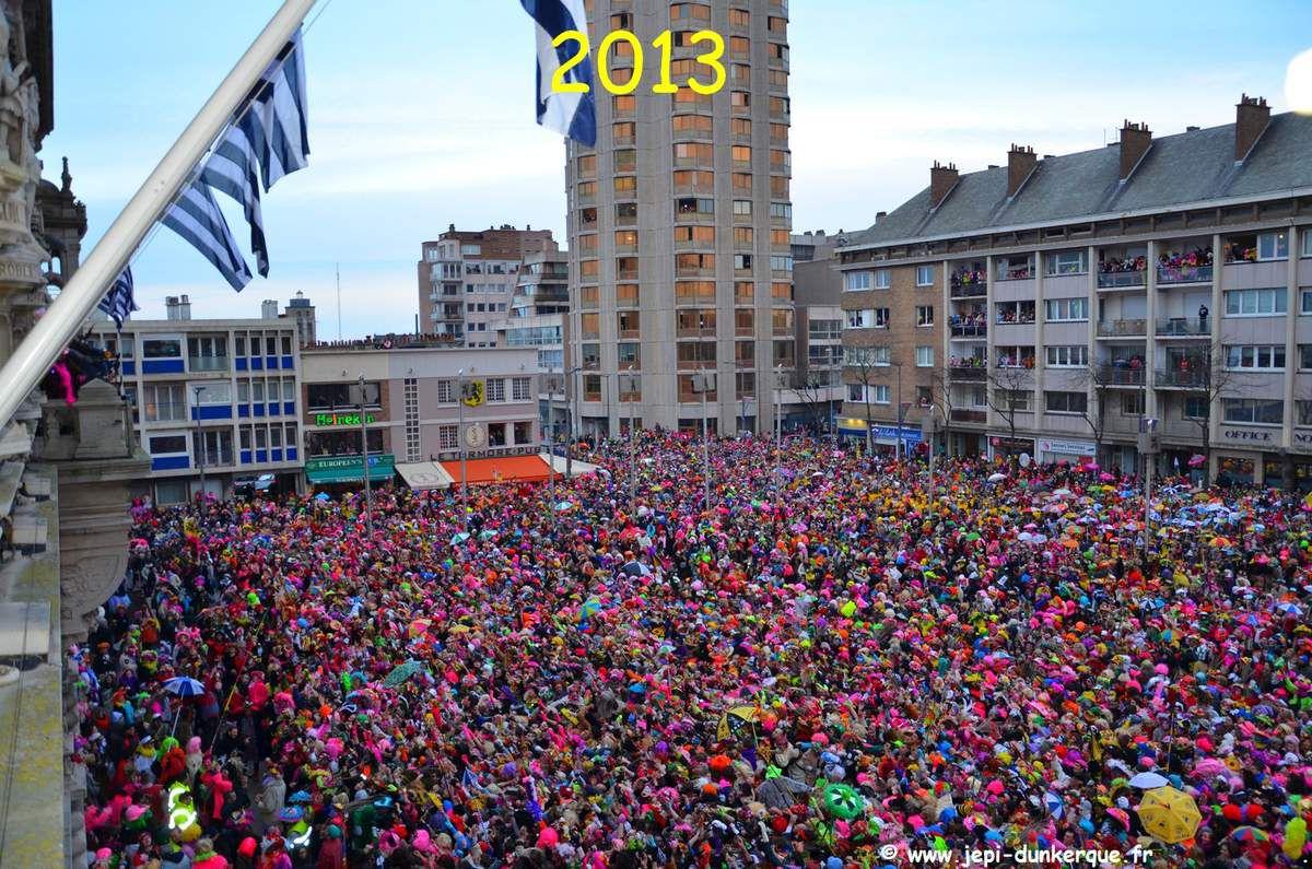Carnaval de Dunkerque ( La foule )