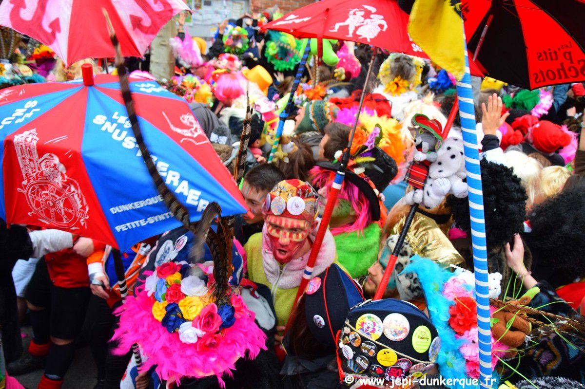 Carnaval de Dunkerque 2019 - Bande de la Basse-Ville .