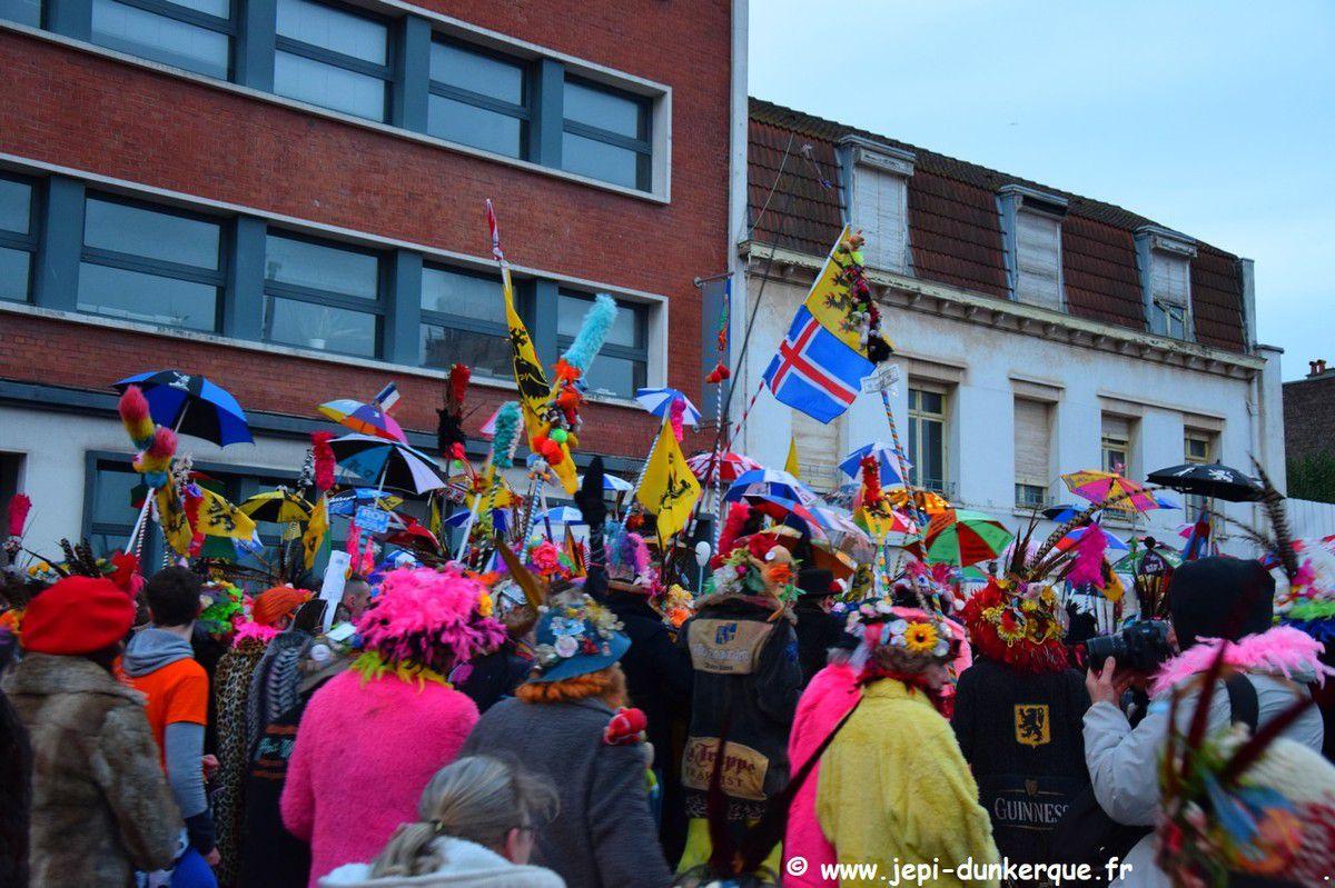 Carnaval de Dunkerque 2019 - Bande de la Citadelle .