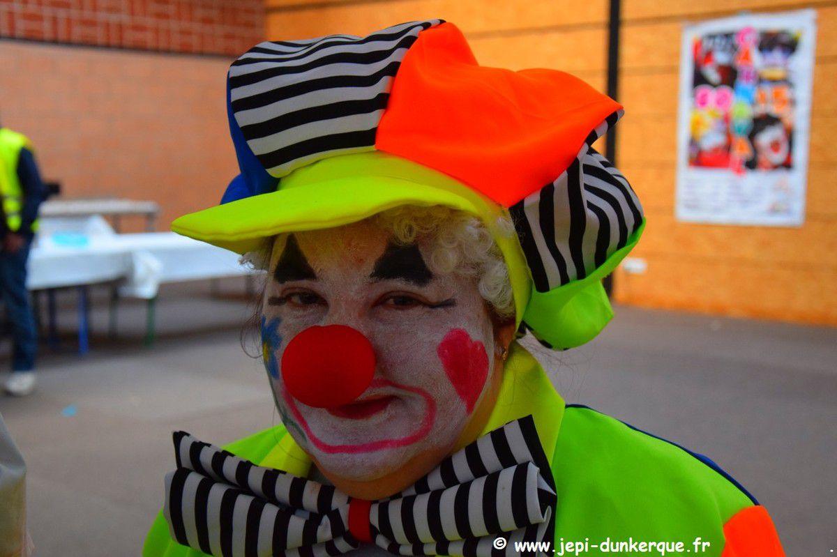 Carnaval de Dunkerque 2019 - Chapelle des Pirates de Rosendaël .