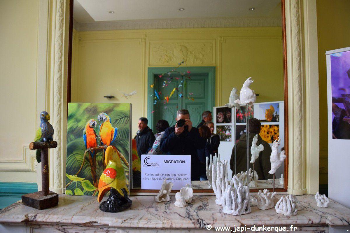 Marché du végétal - Château Coquelle - Rosendaël 04 2019