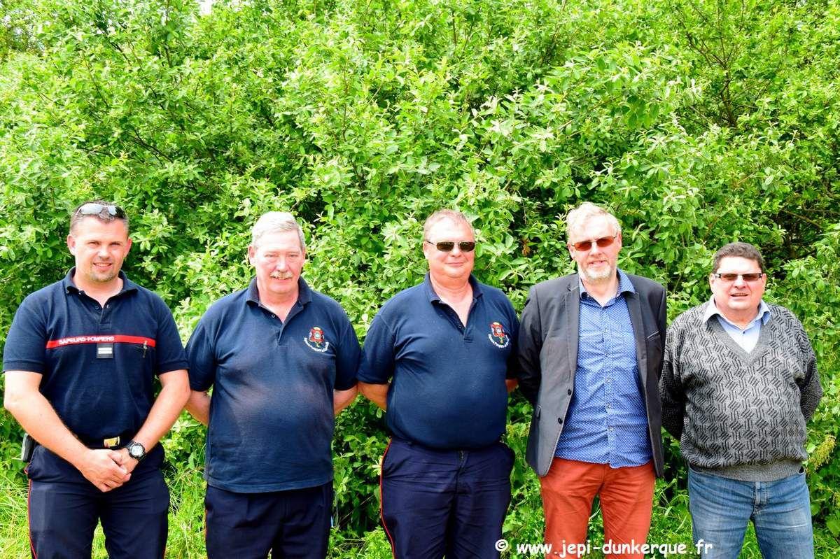 Ball-Trap Sapeurs Pompiers Volontaires Rosendaël Juin 2019