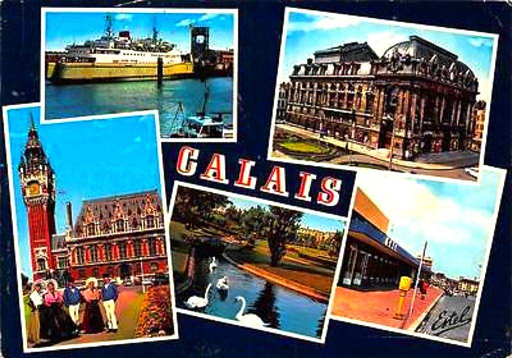 (A24) Cartes Postales Anciennes Calais Souvenir de Calais