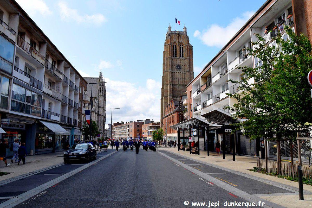 14 Juillet Fête Nationale - Dunkerque 2019
