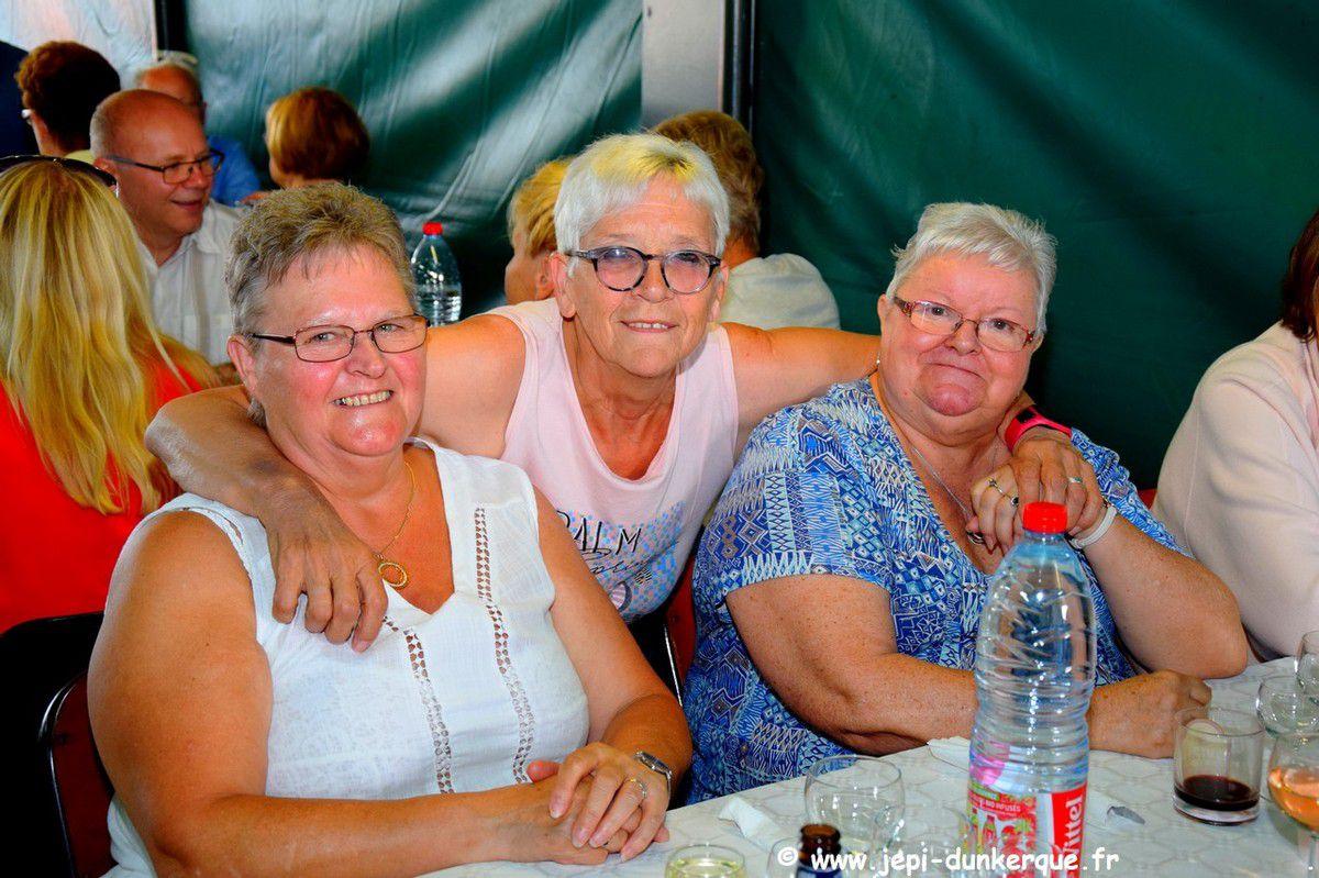 Barbecue chez les Mariniers Dunkerque 07 2019.