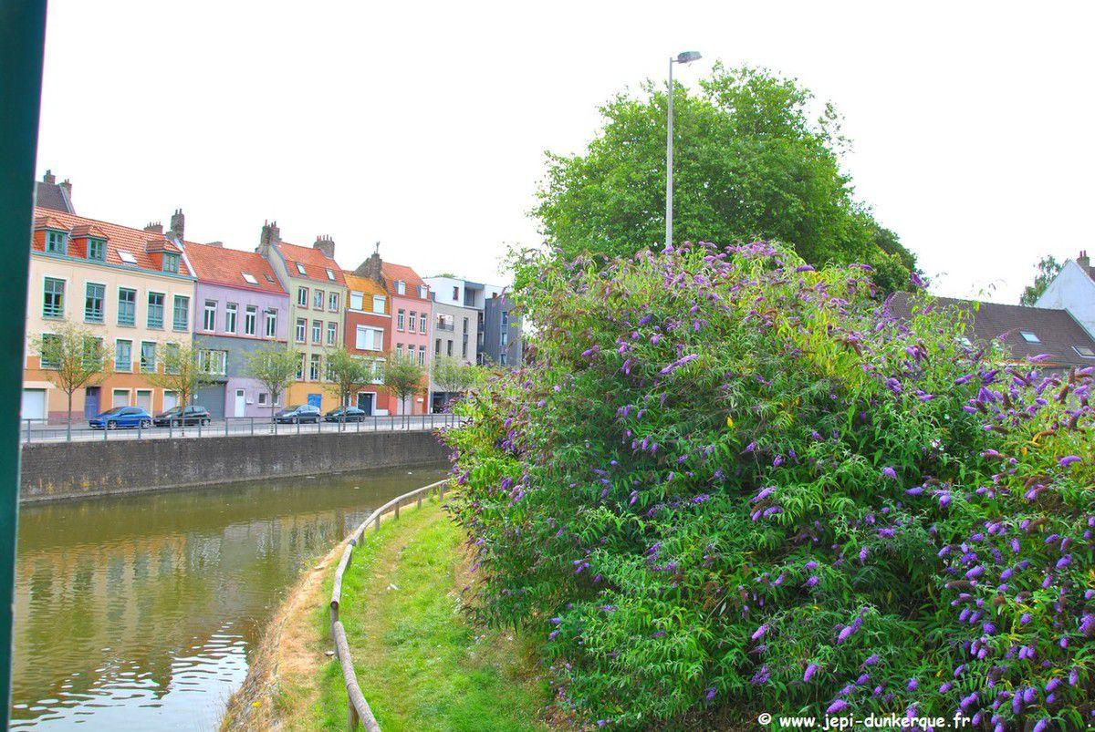 Balade à vélo Dunkerque 08 2019