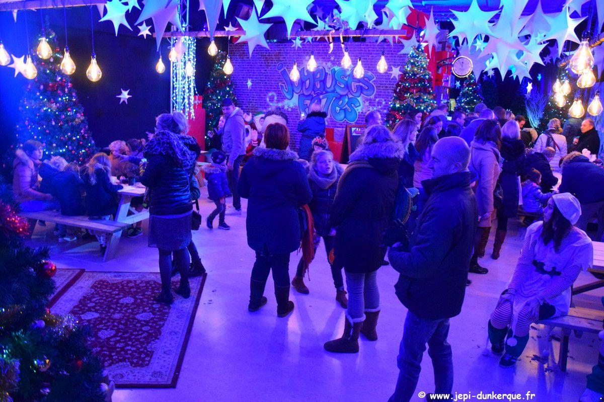 Dunkerque la Féerique - Le Château du Père Noël - Dunkerque 2019