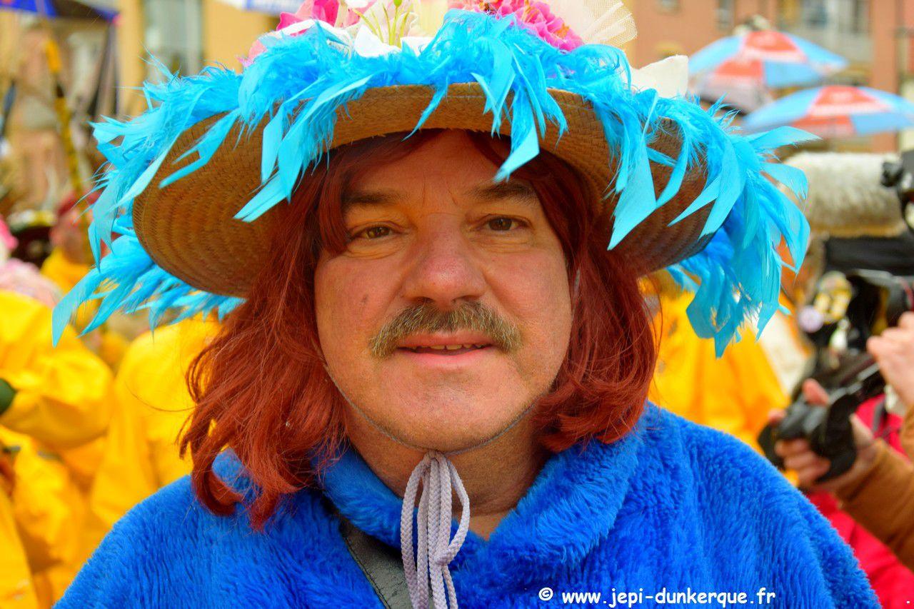 Carnaval de Dunkerque-Bande de la Basse-Ville 2020 .