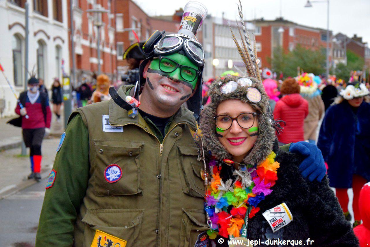 Carnaval de Dunkerque 2020 - Bande de la Citadelle .