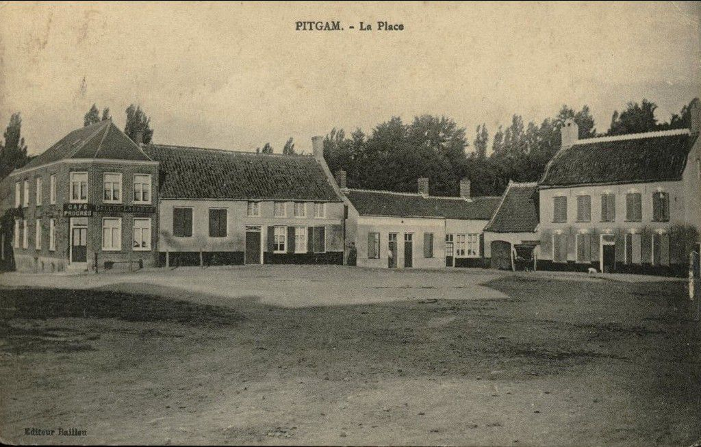 (29) Pitgam Cartes Postales Anciennes