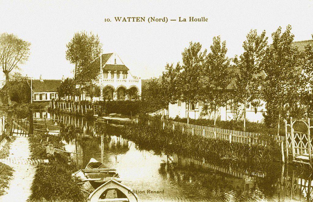 (31) Watten Cartes Postales Anciennes
