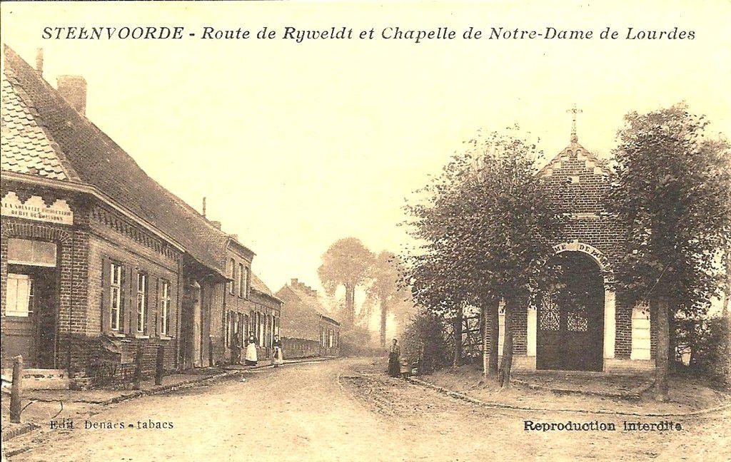 (33) Steenvoorde Cartes Postales Anciennes