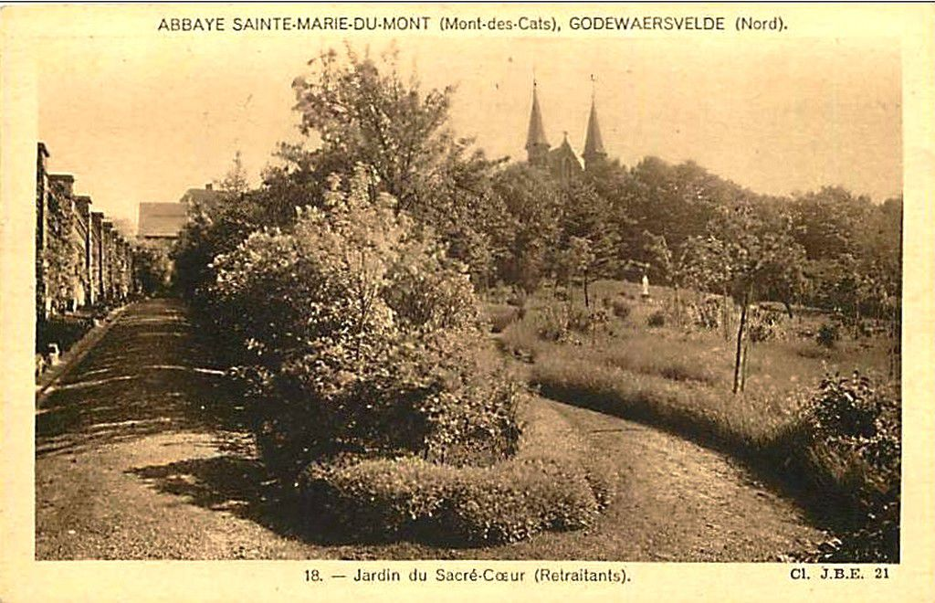 (34) Godewaersvelde Cartes Postales Anciennes