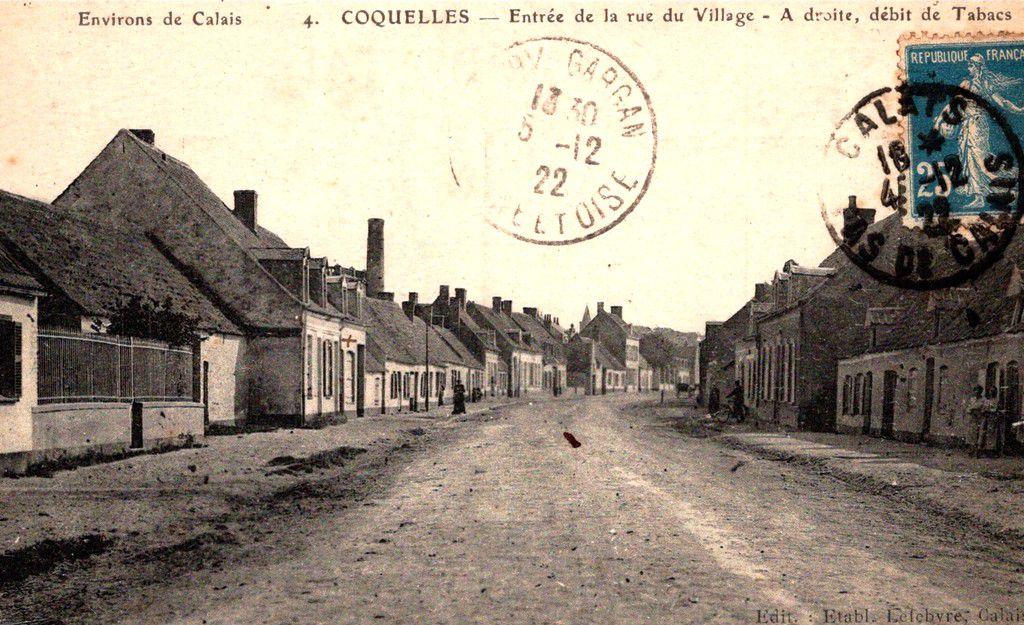 (B 1) Coquelles Cartes Postales Anciennes