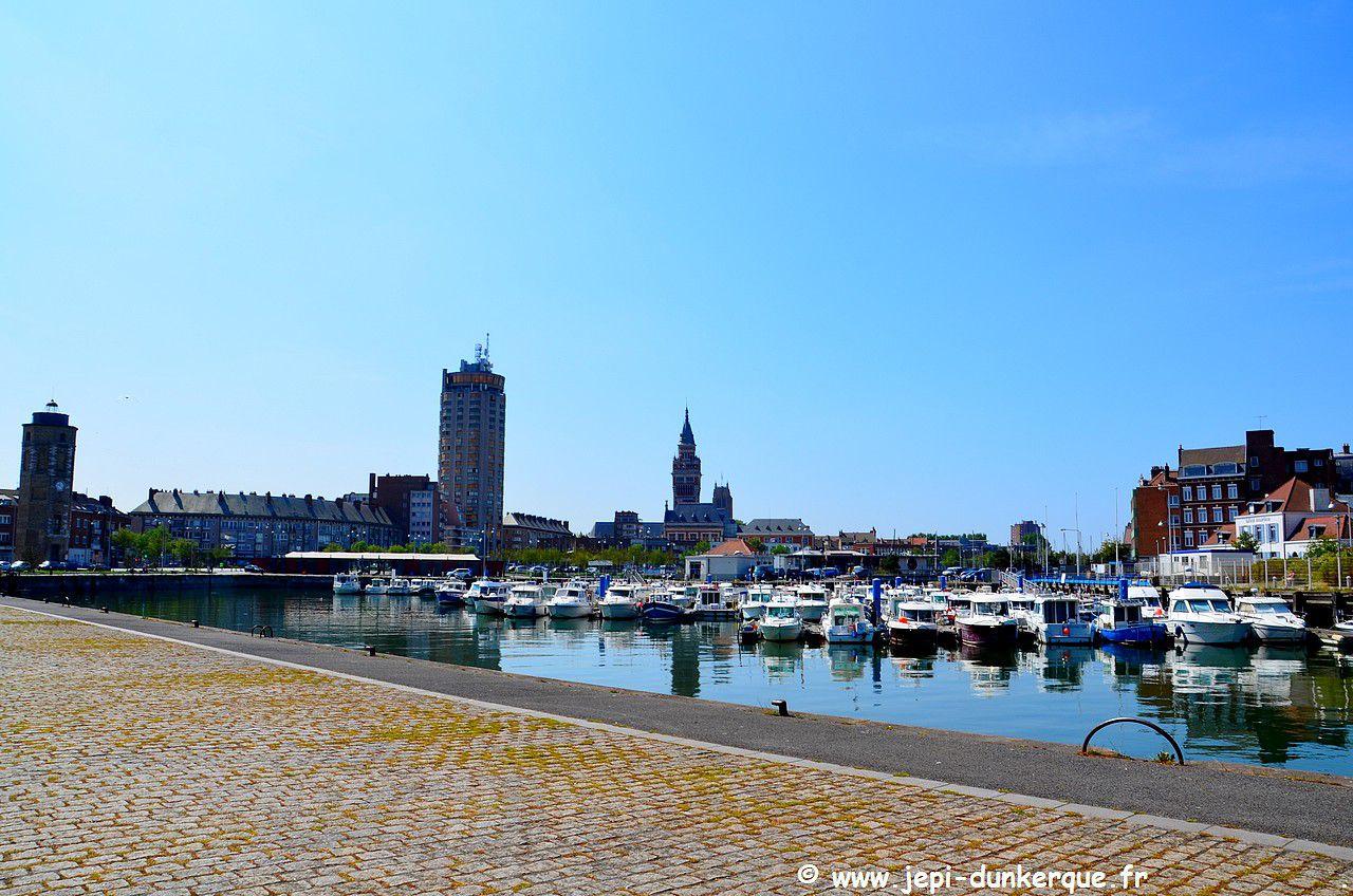 Balade à vélo Mai 2020 à Dunkerque
