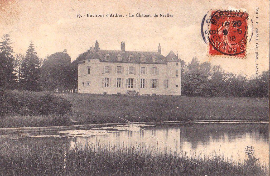 (B 4) Ardres Cartes Postales Anciennes