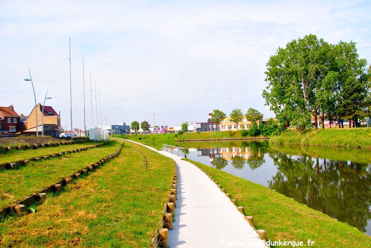 Balade à vélo - Juin 2020 Dunkerque / Coudekerque .