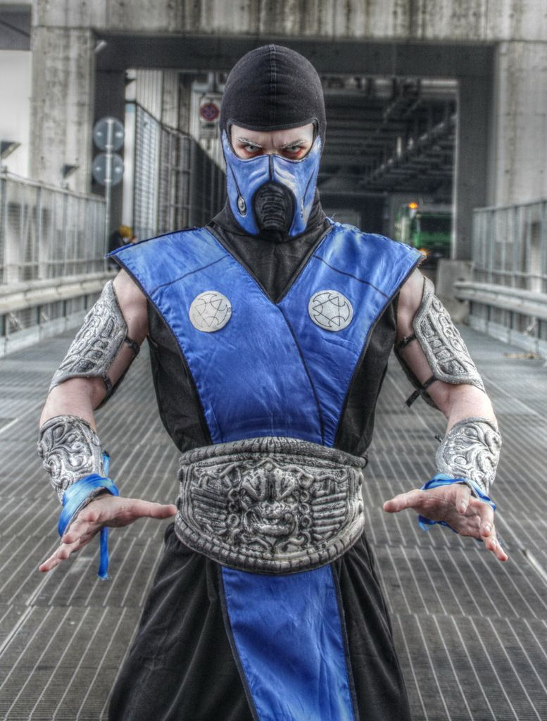Interview of leon chiro italy mercenar cosplay fanpage do you have limits cosplays that you would not choose or could not make solutioingenieria Image collections