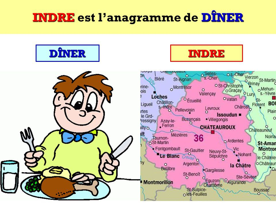 Divers - Anagrammes - 1