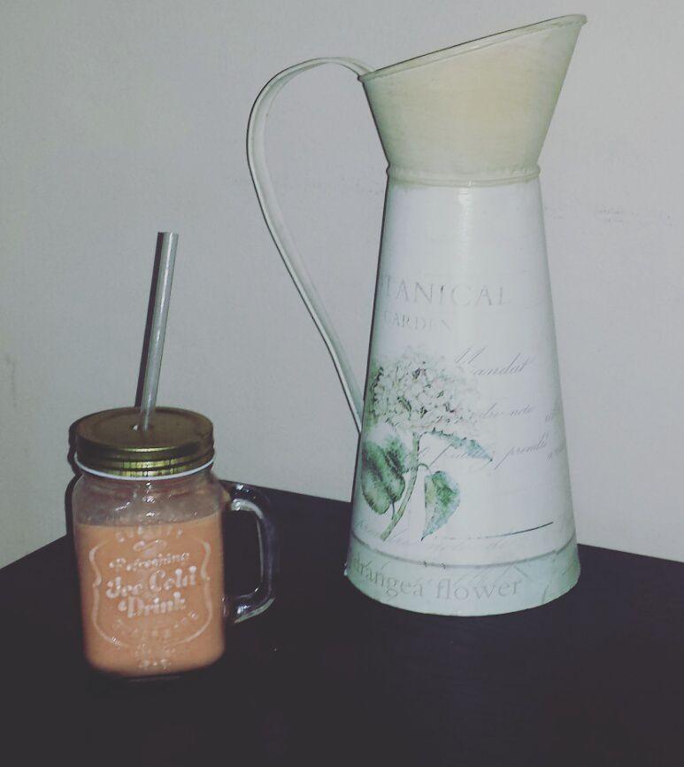 Smoothie papaye (batida de lechosa)