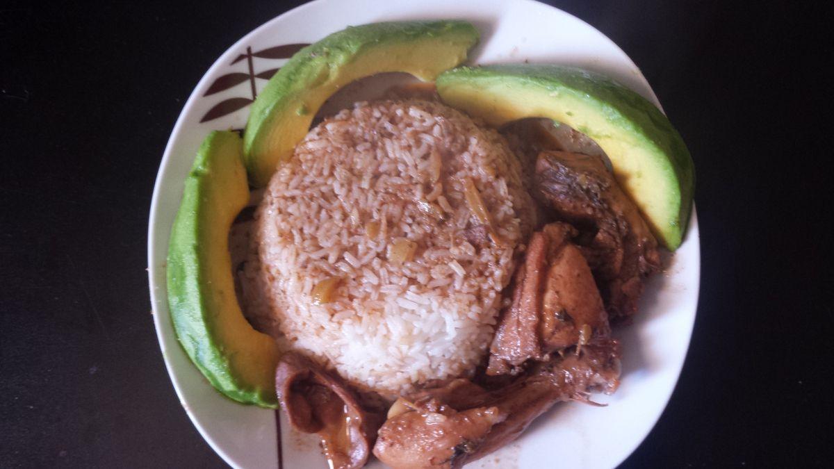 Poulet sauce coco facile et rapide