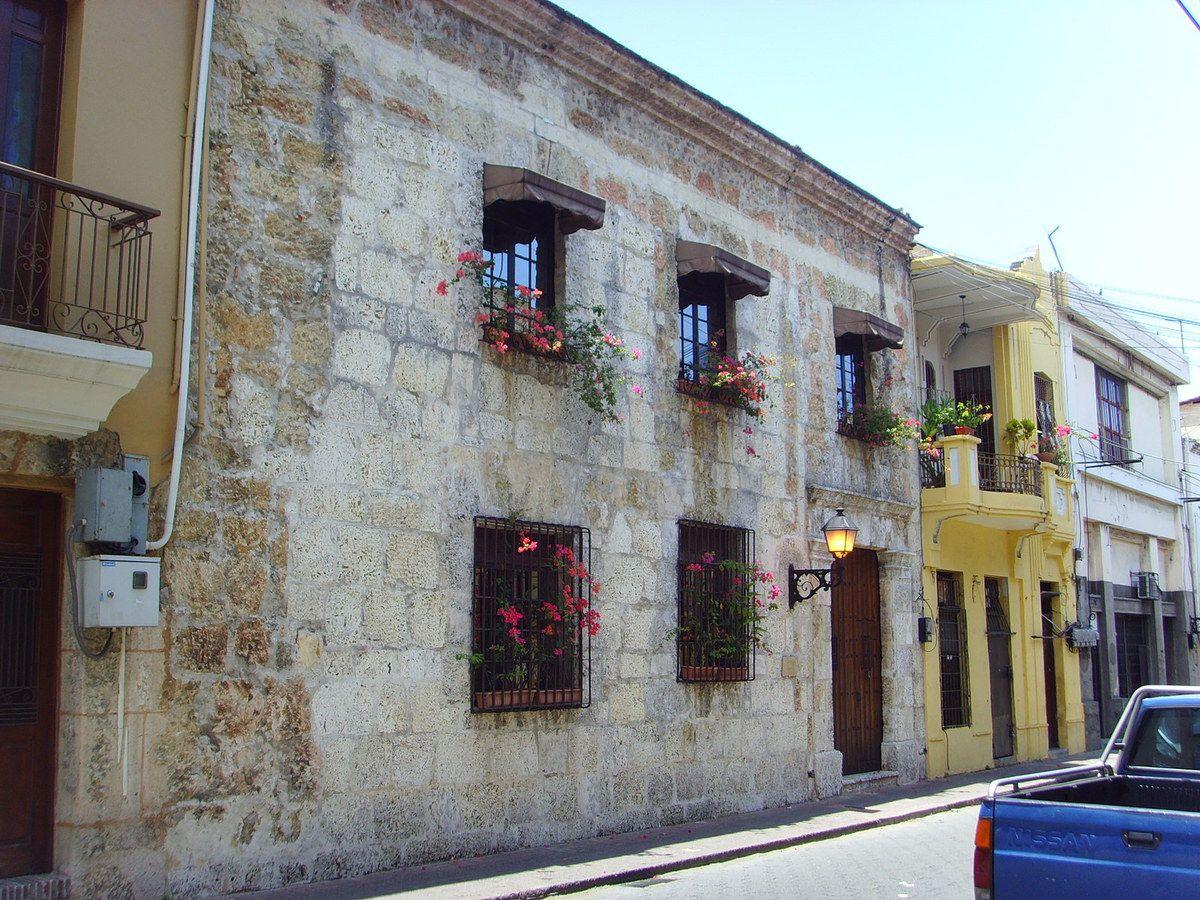 Zone Coloniale de Santo Domingo